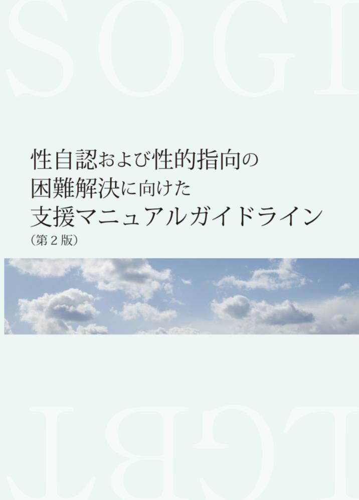 表紙(支援ガイドライン)